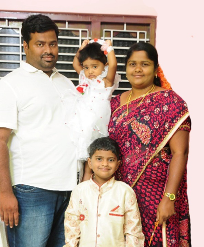 Greetings from Dr. Praveen Geddam, Dental Surgeon, Subbamma Mission Hospital